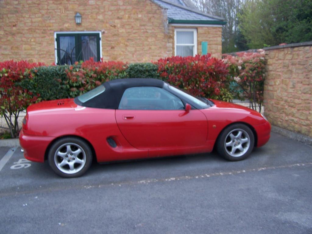 MGF Sports 63035 miles